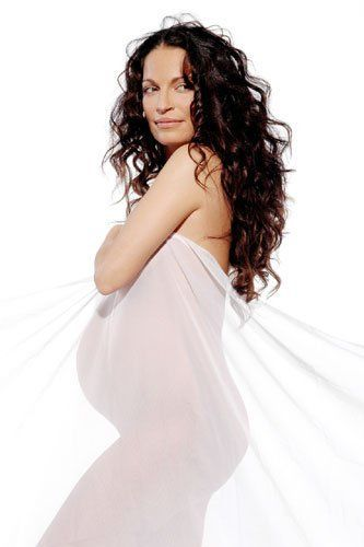 окрашенные волосы во время беременности