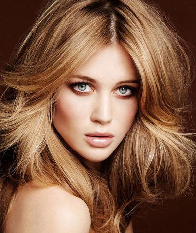 Посмотреть цвет волос какой цвет волос подходит