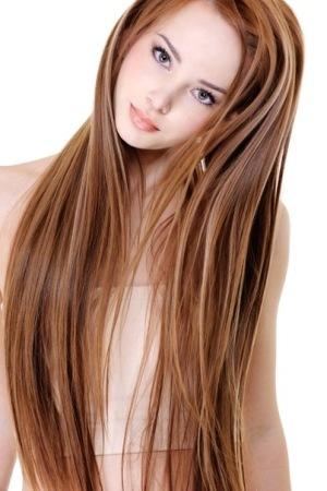 Кофе латте цвет волос