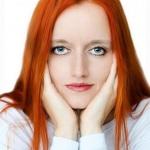 Кому подходит рыжий цвет волос?