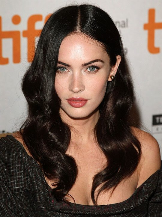 Megan Fox highlights assets for Fredericks Of Hollywood